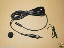 NEW Mini Clip Lavalier Lapel Microphone for Sennheiser EW100 300 500 G1 G2 G3
