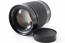 "CONTAX Zeiss Planar T* 100mm F/2 AEG Lens for CY Mount ""Near MINT"" From Japan"
