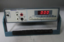 Tektronix CDM250 Digital Multimeter, 200mV-500V DC/AC, 0 Ohms-20M Ohms