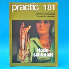 DDR practic 1/1981 Segelbrett Kraxe Springfix Marionette Würfelkalender C
