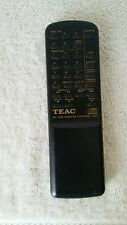 OEM Genuine TEAC RC-505 CD Player Remote Control PD-D850 PD-D860 PD-D880 PD-D900