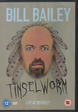 BILL BAILEY - Tinselworm - Live Stand-Up Show Wembley -  DVD Reg 2