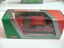 Schabak Ford Sierra Sedan in Red on 1:43 in Box