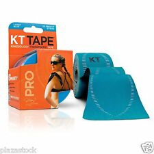 KT Tape Pro Kinesiology Elastic Sports Tape - Support - Laser Blue