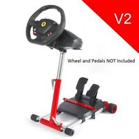 V2 RED Racing Simulator Wheel Stand 4 Thrustmaster F458 (360),Spider xbox one,