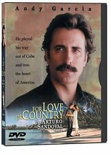 NEW - For Love or Country: The Arturo Sandoval Story (DVD) Andy Garcia HBO