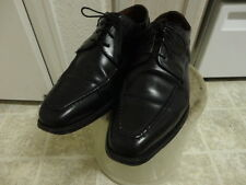 ALLEN EDMONDS CHARLESTON SHOES GREAT COND NOT MUCH USED MADE IN USA BLACK 10D