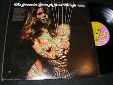 Mood Soul CHEESECAKE Mod Cover THE GROOVIN' Strings & Things LP CUB Horace Ott