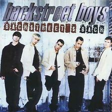 Backstreet's Back 1998 by Backstreet Boys