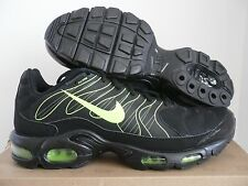 NIKE AIR MAX PLUS 1.5 BLACK-VOLT SZ 13 [426882-030]