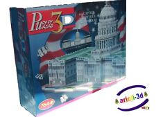 US CAPITOL WASHIGTON NEW PUZZ 3D PUZZLE WREBBIT 764PCS  2 1/2 FEET HIGHT QUALITY