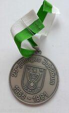 Medalla -- 25 años SSV St. Ilgen 1966-1991 --