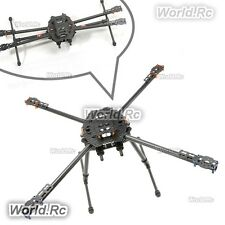 Tarot Iron Man 650 Foldable 3K Carbon Fiber Quad Copter Quadcopter Frame TL65B01
