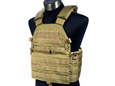 FLYYE New LT6094 Plate Carrier Vest (Khaki) FY-VT-M025-KH