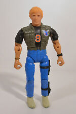"1986 T.D. TD Jackson 7"" Coleco Action Figure Rambo Forces of Freedom & Savage"