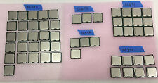LOT OF 53 Mixed Intel Core 2 Duo SLGTE SLB9J SLGTD SLAPX etc. Desktop Processors