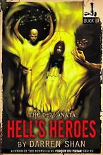 The Demonata #10: Hell's Heroes-ExLibrary