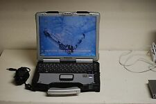 Panasonic Toughbook Rugged CF-29 1.5gb 80gb Touch Xp Pro DVD USB and Serial Port