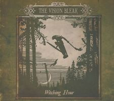 THE VISION BLEAK - WITCHING HOUR (LIMITED DIGIPAK)  CD  9 TRACKS  METAL  NEU