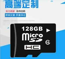 128GB MicroSD SDHC TF Memory Card Class 10 w/ SD Adapter For Smart Phones Tablet