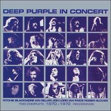 In Concert 1970/1972 by Deep Purple (CD, Aug-2011, 2 Discs, Eagle Rock (USA))