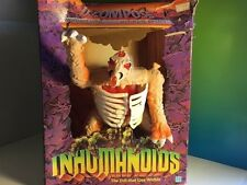 VINTAGE INHUMANOIDS ACTION FIGURE NIB BOX HASBRO 1986 DCOMPOSE DECOMPOSE GIANT
