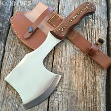 TOMAHAWK Survival Tactical Throwing Axe Hunting Knife Full Tang Hatchet AXE-02
