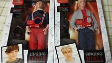 1 DIRECTION LOUIS & NIALL SINGING. I LOVE LOUIS & NIALL  NEW IN BOX HOT SALE