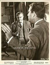 KENNETH MORE IS IN A HEAP OF TROUBLE IN THE 39 STEPS ORIG UK FILM STILL