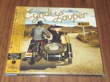 CYNDI LAUPER original JAPAN PROMO issue CD obi NEW/UNOPENED more listed DETOUR
