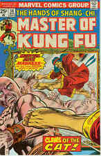 Master of Kung-Fu # 38 (Paul Gulacy) (USA, 1976)