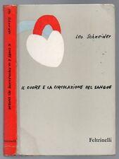IL CUORE E LA CIRCOLAZIONE DEL SANGUE Leo Schneider