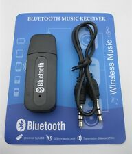 Bluetooth Wireless 3.5mm Stereo Audio Music Speaker USB Receiver Adapter Dongle