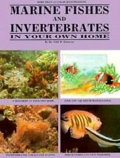 Marine Fishes and Invertebrates in Your Own Home