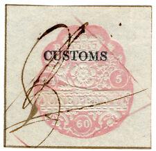 (i. b) QV ingresos: derechos de aduana 1d (Die B)