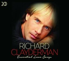 Essential Love Songs - Richard Clayderman (2015, CD NIEUW)2 DISC SET