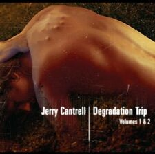 Vol. 1-2-Degradation Trip - Jerry Cantrell (CD Used Very Good)