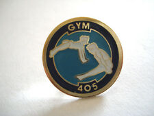 PINS RARE SPORT GYM 405 GYMNASTIQUE