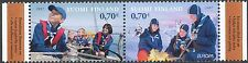 Finland 2007 MNH Set of 2 Stamps - EUROPA Scouting - Scouts - Issued May 9, 2007