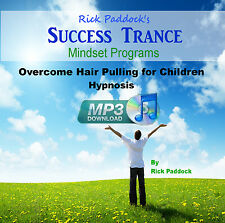Self-Hypnosis Downloadable MP3 - Overcome Trichotillomania (Hair Pulling) 4 Kids