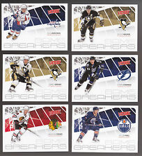 2011-12 UD VICTORY GAME BREAKERS COMPLETE 25-CARD INSERT SET Sidney Crosby+ 2012