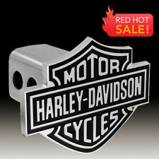 Harley-Davidson 3D Bar & Shield Trailer Tow Hitch Cover Plug