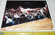 BASKETBALL USA NBA 1997 DENNIS RODMAN CHICAGO BULLS BASKET