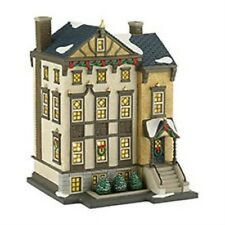 DEPT 56 CHRISTMAS IN THE CITY 2013  7400 BEACON HILL FREE SHIPPING!