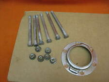Honda CB750A 1977 - Front Disc Brake Disc Attachment Nuts Bolts and Retainer