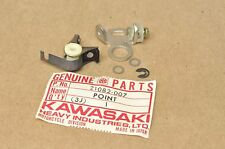 NOS New Kawasaki 1969-75 H1 1976 KH500 Ignition Points Contact Breaker Assembly