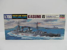 MES-44648 Hasegawa 43449 1:700 Kasumi Bausatz geöffnet,augenscheinlich komplett,