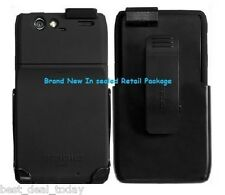 Seidio Surface Combo Case Holster W/Clip For Motorola Droid Razr XT912 Black OEM