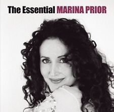 MARINA PRIOR The Essential CD BRAND NEW Best Of