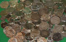 2 Ounces Silver coins of USA 90% Bullion: Halves, Quarters, Dime no junk